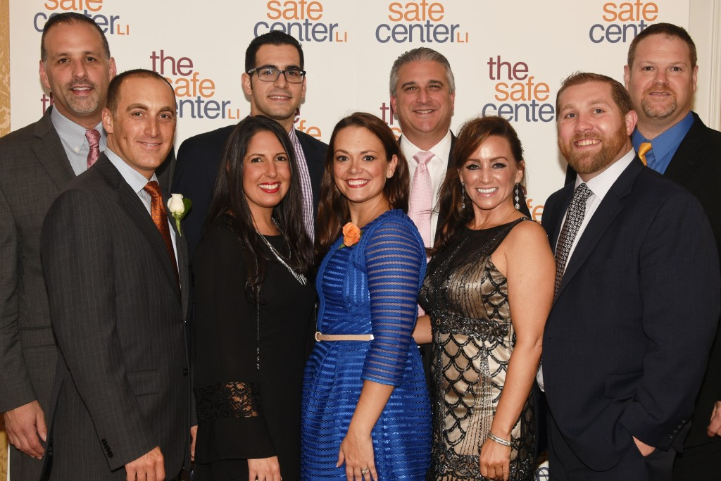 Members of LI Elite: The 2015 Charity Partner of the Year