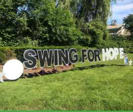 Swing For Hope 2019
